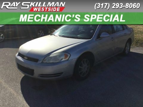 Pre-Owned 2006 Chevrolet Impala LT w/3.5L