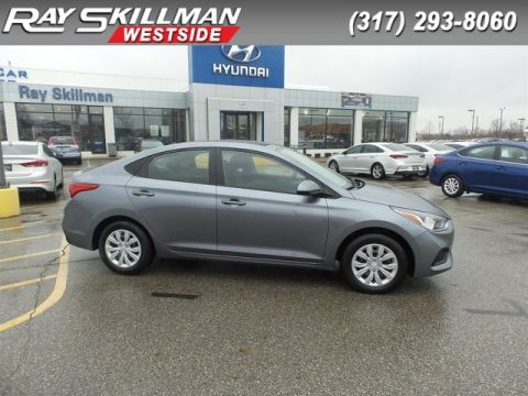 New 2019 Hyundai Accent 4DR SDN SE MT