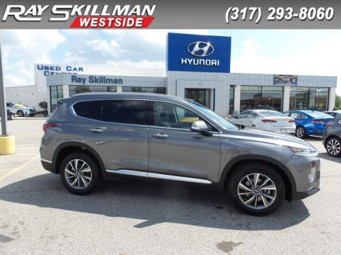 New 2019 Hyundai Santa Fe 4DR AWD LTD 2.4
