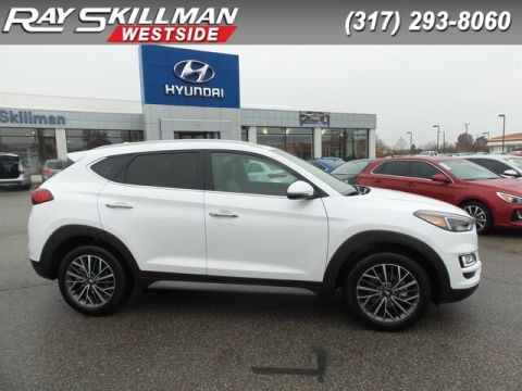 New 2019 Hyundai Tucson 4DR AWD LIMITED