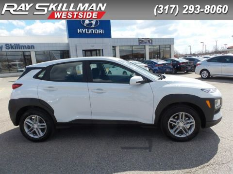 New 2019 Hyundai Kona 4DR SE 2.0L AT