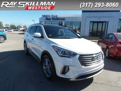 New 2018 Hyundai Santa Fe LTD ULT AWD