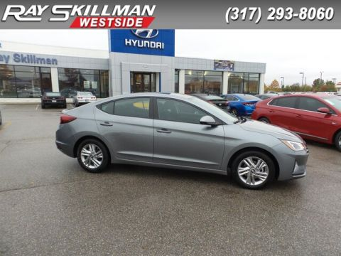 New 2019 Hyundai Elantra 4DR SDN SEL 2.0L AT