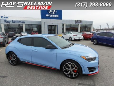 New 2019 Hyundai Veloster 3DR CPE N MT