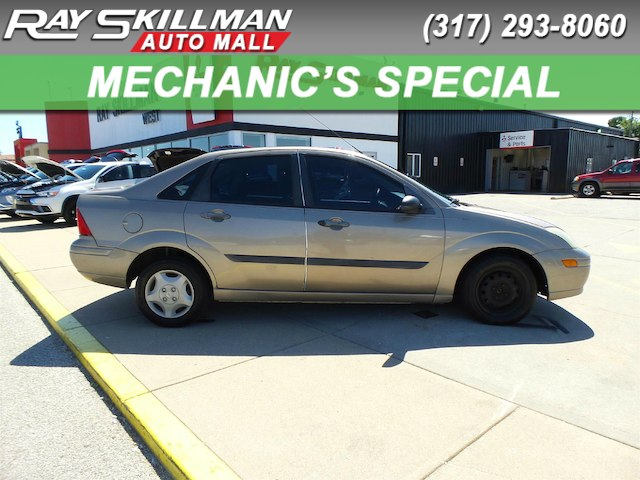 Pre Owned 2003 Ford Focus Lx Sedan In Indianapolis Jh0465a Ray