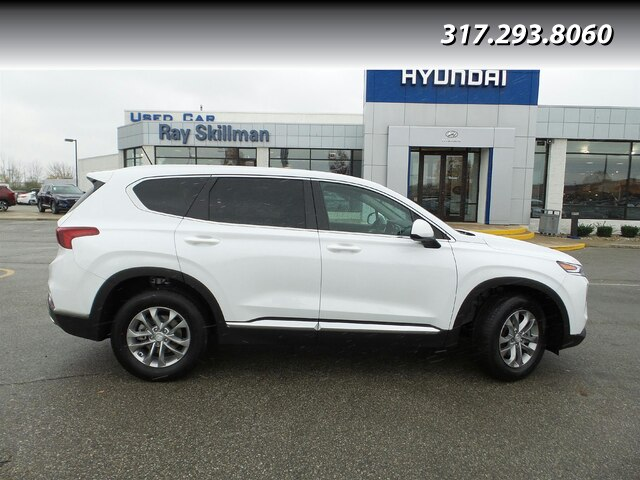 New 2020 Hyundai Santa Fe 4DR AWD SE 2.4 AT