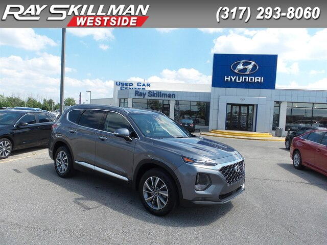 New 2020 Hyundai Santa Fe 4dr Awd Sel 2 4 At Awd