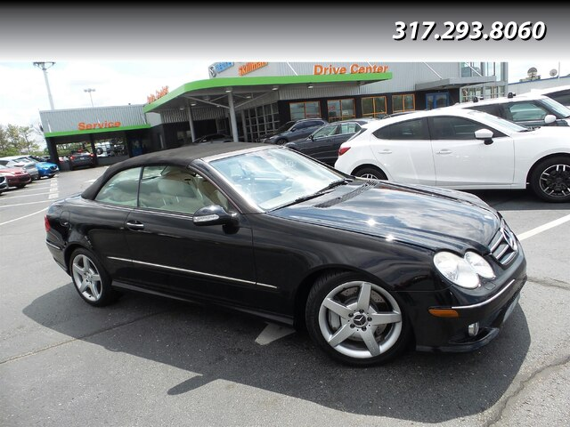 pre owned 2007 mercedes benz clk550 2dr cabriolet 5 5 convertible in indianapolis z11755a ray skillman westside hyundai pre owned 2007 mercedes benz clk550 2dr cabriolet 5 5