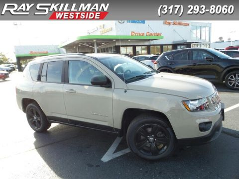Pre-Owned 2016 Jeep Compass ?