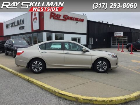 Pre-Owned 2014 Honda Accord SEDAN