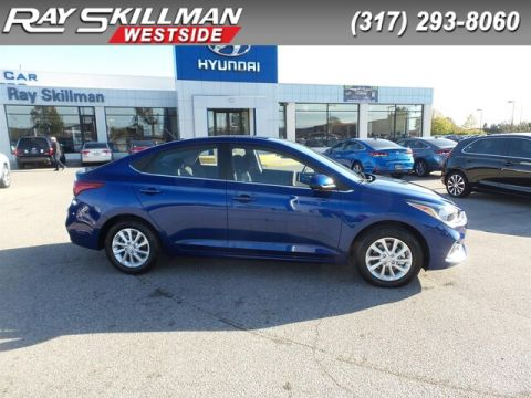 New 2019 Hyundai Accent 4DR SDN SEL AT