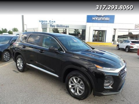 New 2020 Hyundai Santa Fe 4DR FWD SE 2.4 AT