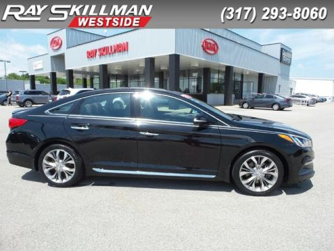 Pre-Owned 2015 Hyundai Sonata 2.0T LIMITED