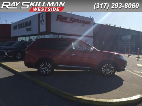 Pre-Owned 2016 Mitsubishi Outlander 4
