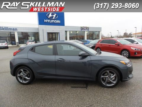 New 2019 Hyundai Veloster 3DR CPE DUAL CLUTCH